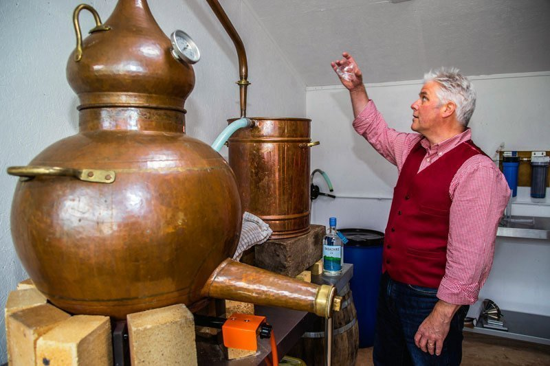 The Distillery Experience
