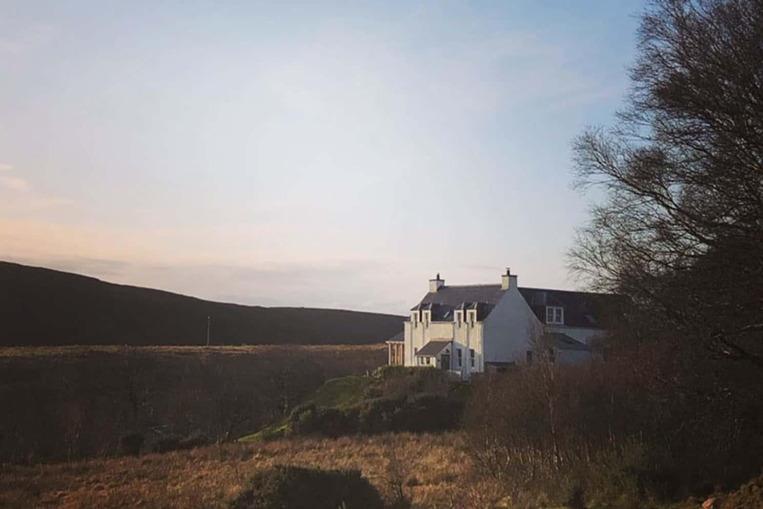badachro highland distillery
